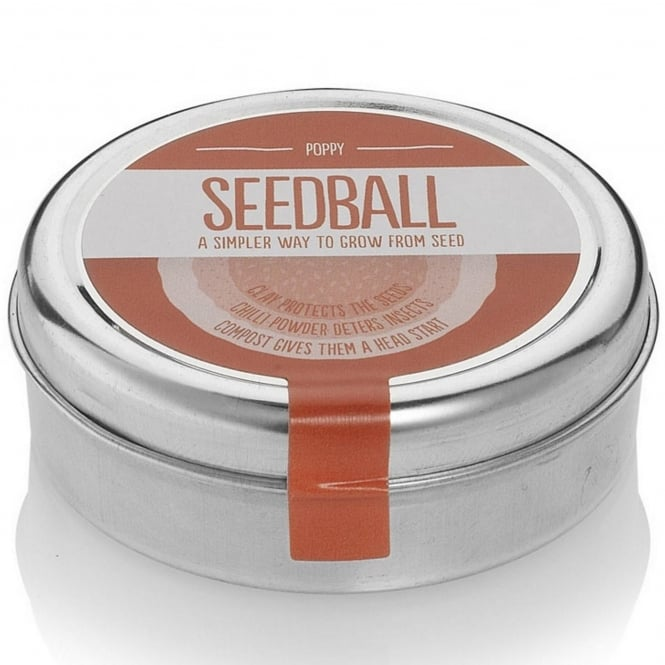 Seedball Wildflower Poppy Seeds