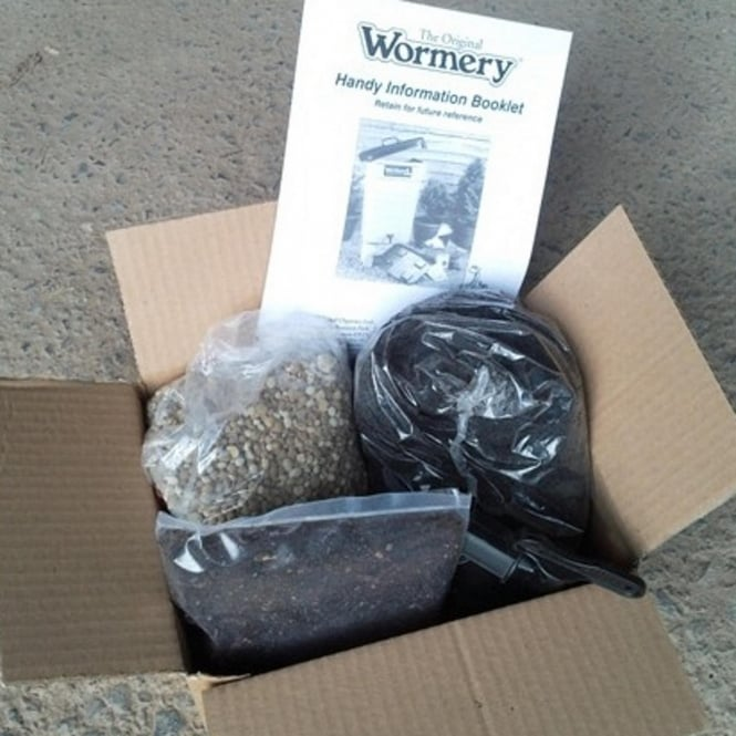 Original Organics Wormery Starter Kit